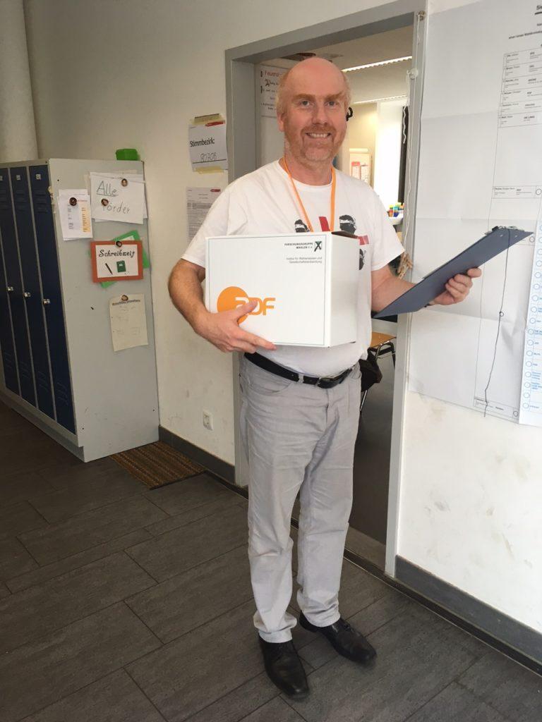 Forschungsgruppe Wahlen - NRW